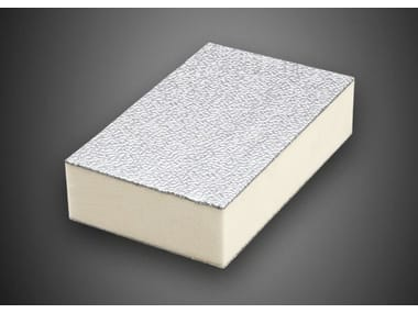 Polyiso foam thermal insulation panel POLIISO® AD