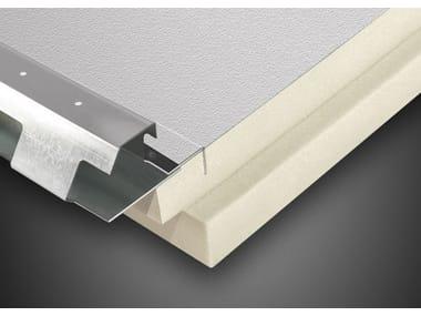 Polyiso foam under-tile system POLIISO® TEGOLA