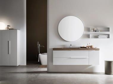 Sistema bagno componibile POLLOCK - COMPOSIZIONE 64