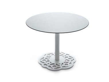 Round garden table POLO | Garden table