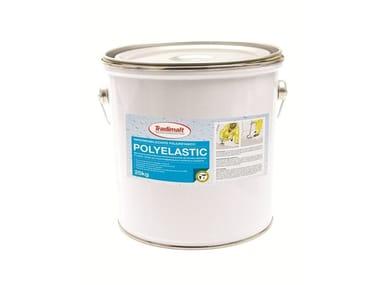 In situ liquid membrane POLYELASTIC