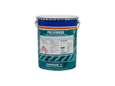 Rivestimento elastoplastico fibrato POLYFIBREX