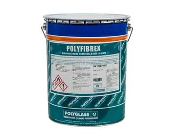 Impermeabilizzazione liquida POLYFIBREX