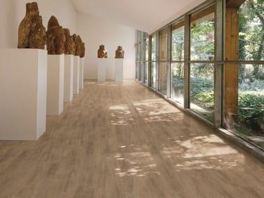 Self-adhesive vinyl floor tiles POLYFLOR  SIMPLAY PU LEGNO