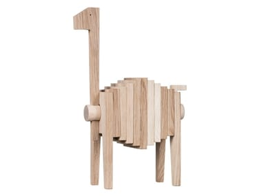 Wooden decorative object POLYGRIF
