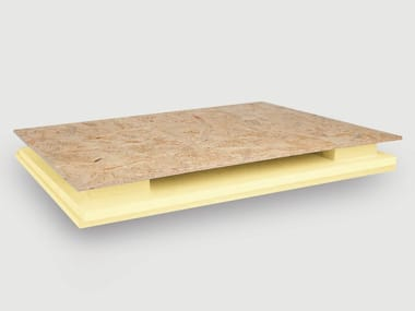 Thermal insulation panel POLYPANN - VNT