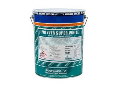 Pittura bianca al solvente POLYVER SUPER WHITE
