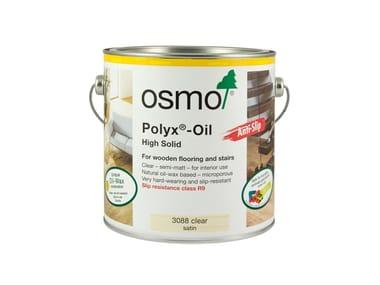 Non-slip treatment for flooring POLYX®-OIL ANTI-SLIP