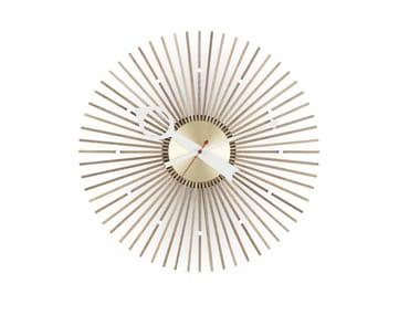 Orologio in legno da parete POPSICLE CLOCK