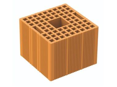 Loadbearing clay block POROTON P800 MA