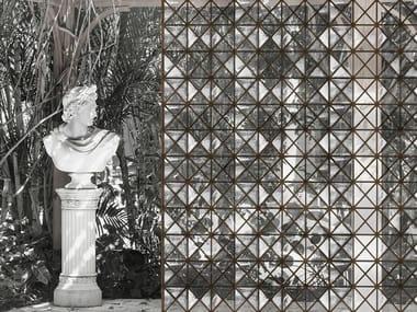 Papel de parede ecológico de tecido não tecido PORTIER