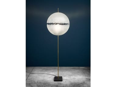 LED floor lamp POSTKRISI F 64
