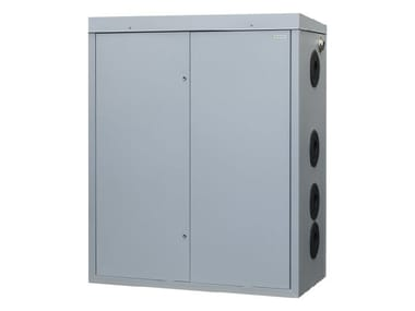 Moduli termici a condensazione in armadio da esterno POWER PLUS BOX 100 SE