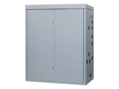 Moduli termici a condensazione in armadio da esterno POWER PLUS BOX 115 HI SYS