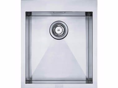 Vasca Da Cucina In Acciaio : Lavelli e rubinetti da cucina franke collezione planar archiproducts