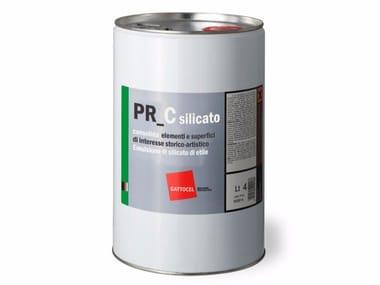 Primer consolidante PR_C silicato