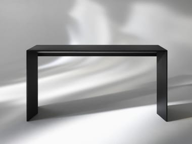 Rectangular console table with drawers PRAIA