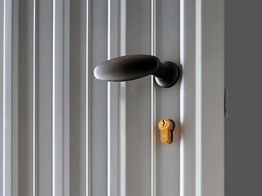 Hinged steel door PRATIC   Steel door
