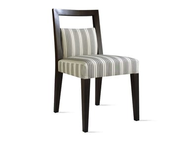 Fabric chair PRAZ