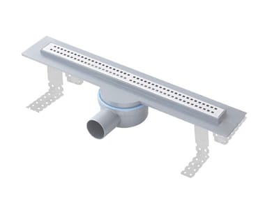 Plastic shower channel PRBS403IN