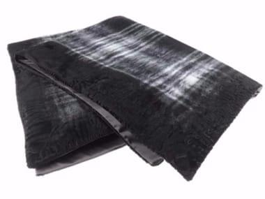 Mohair bedspread PRECIOUS TARTAN