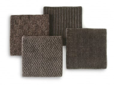 Cotton rug PREMIUM COLLECTION CHARCOAL