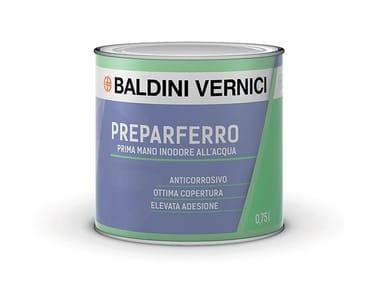 Pittura ancorante inodore anticorrosiva PREPARFERRO