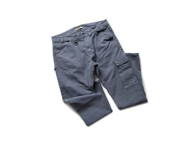 Pantalone in tessuto Twill PRESS POLVERE