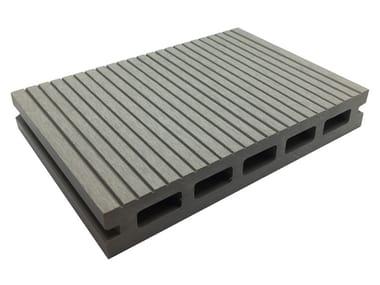 Engineered wood decking PRESTIGE PEARL GREY