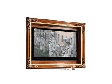Wooden TV Wall panel PRESTIGE PLUS | Frame