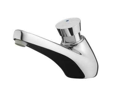 Single deck-mounted tap PRESTO 605