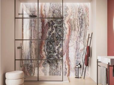 Pavimento/rivestimento in gres porcellanato effetto marmo PREZIOSI
