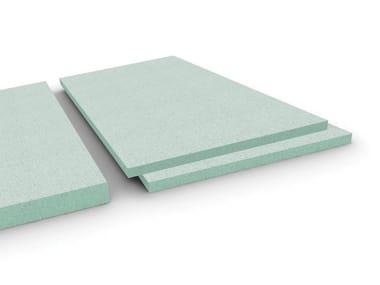 EPS thermal insulation panel PRIMATE PRATIKO FLOOR GEO GREEN