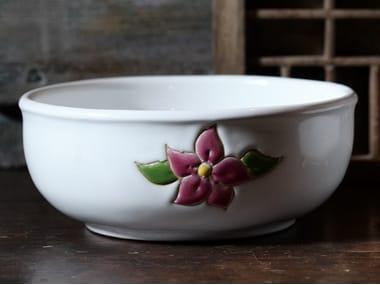 Ceramic bowl PRIMAVERA ROSA | Bowl