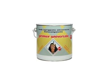 Fondo aggrappante anticorrosivo monocomponente PRIMER UNIVERSALE