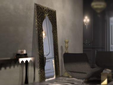 Countertop mirror PRINCIPESSA SHAHRAZAD