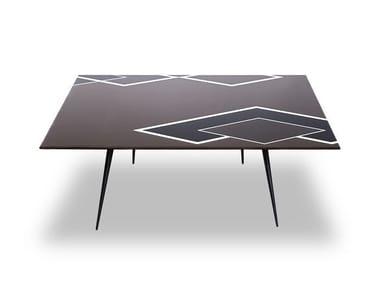 Tavolino quadrato PRINTABLE