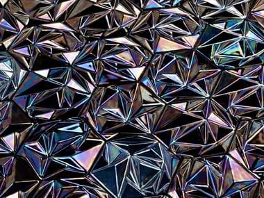 Indoor ceramic 3D Wall Tile PRISMA | 3D Wall Tile