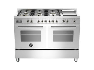 Professional cooker PROFESSIONAL - PRO120 6G MFE D