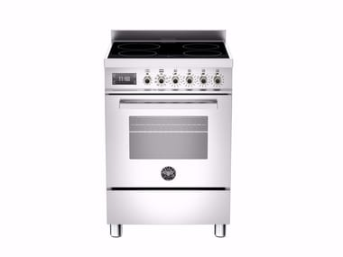 Stainless steel cooker PROFESSIONAL - PRO60 4I MFE S XT