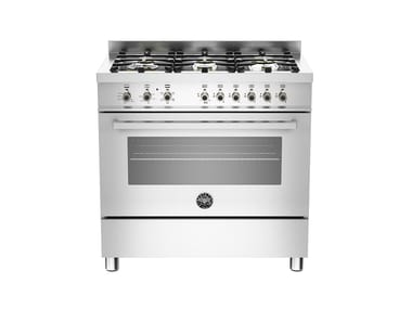 Professional stainless steel cooker PROFESSIONAL - PRO90 6HYB S XT