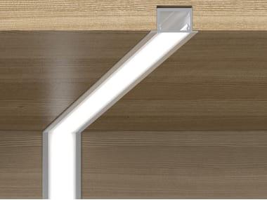 Perfil para iluminación lineal de aluminio para LED PROFIL 11