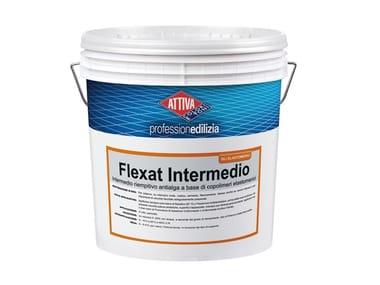 Intermedio riempitivo antialga a base di copolimeri acrilici FLEXAT INTERMEDIO