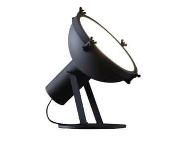 Direct light adjustable aluminium floor lamp PROJECTEUR 365   Floor lamp