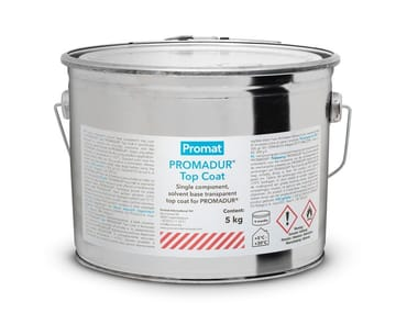 Fire-resistant varnish PROMADUR® TOP COAT