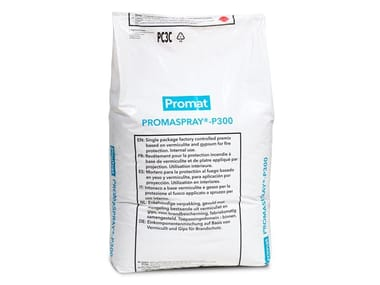 Plaster for protection against fire PROMASPRAY P300®