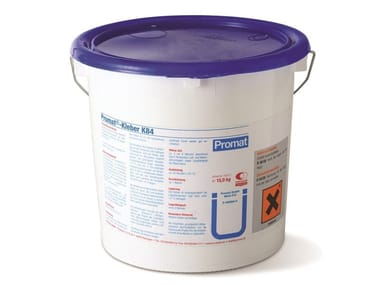 Aqueous dispersion adhesive for high temperatures PROMAT®-K84
