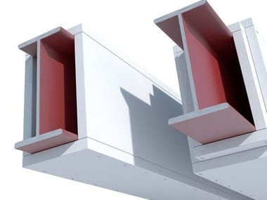 Fireproof panel for structural elements PROMATECT®-XS
