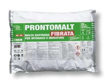 Malta multiuso fibrata in sacco PRONTOMALT FIBRATA
