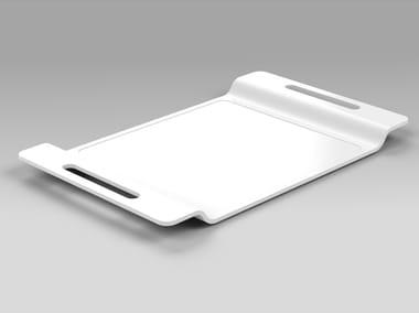 Rectangular Corian® tray PROPS | Corian® tray